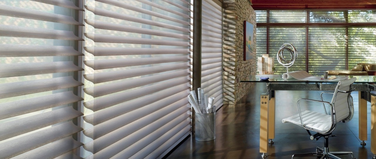 Silhouette® Window Shadings in Office